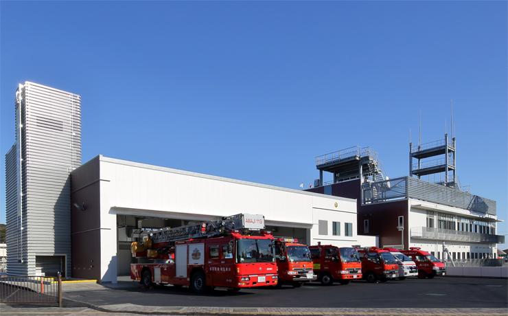 消防本部・洲本消防署