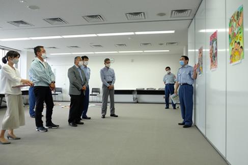 令和2年度防火ポスター審査会